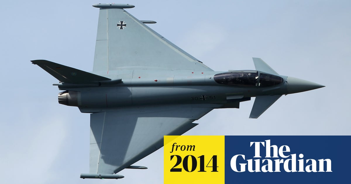 How Putin is saving RAF blushes over the much-maligned