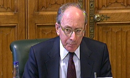 Sir Malcolm Rifkind, chairman of the ISC, said the internet firm did feel any obligation to identify