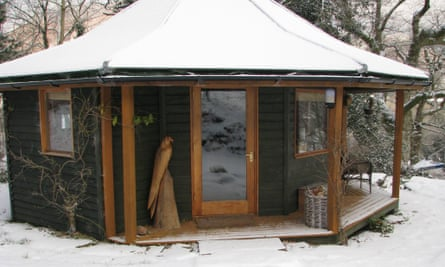 The Cabin glamping
