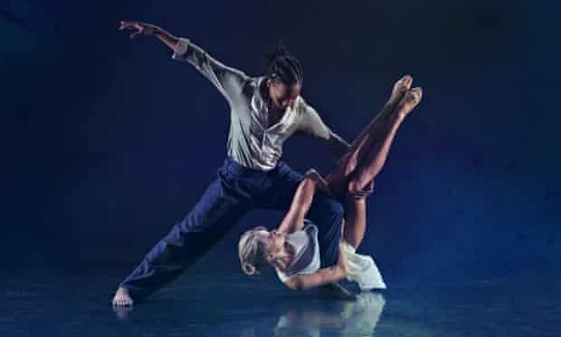rambert dance ashley page subterrain