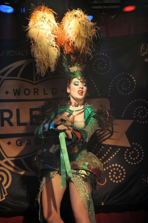 World Burlesque Games, Madame Jojo's