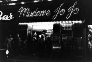 Madame Jojo's, Soho, in 1989