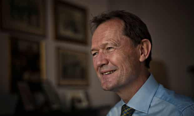 Simon Walker - the head of the Institute of Directors