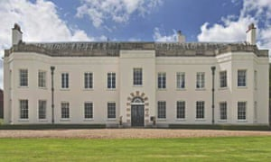 Home Counties mansion