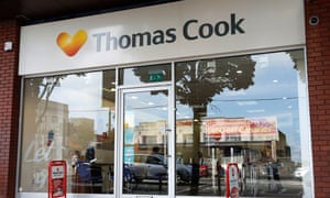 Thomas Cook chief executive Harriet Green has announced her surprise departure.