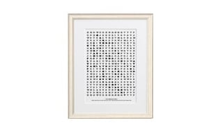 Family Wordsearch Framed Print, £67
