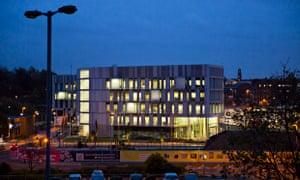 Rochdale borough council offices