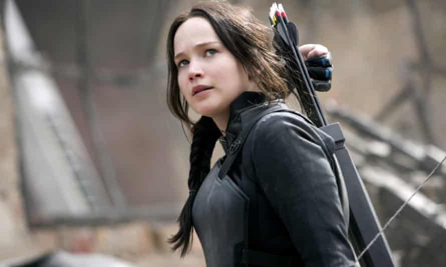 THE HUNGER GAMES: MOCKINGJAY - PART 1'
