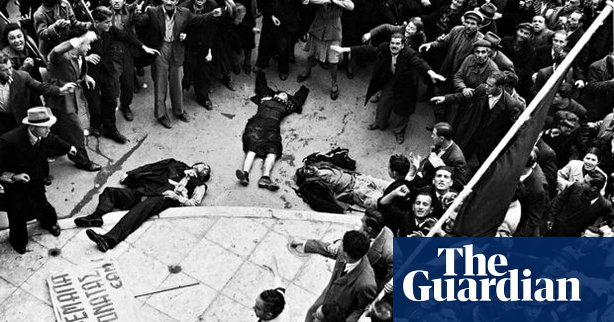 Athens 1944: Britain's dirty secret | World news | The Guardian