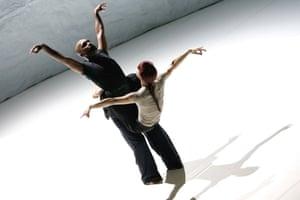 Akram Khan and Sylvie Guillem