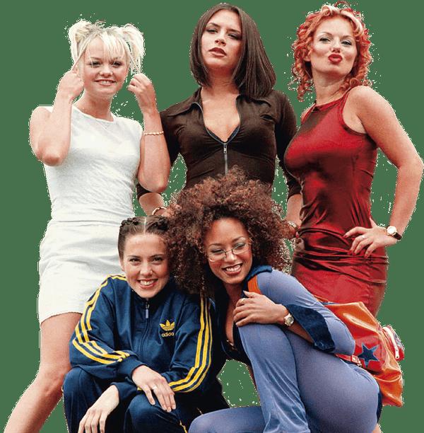 Mel B: Spice Girls