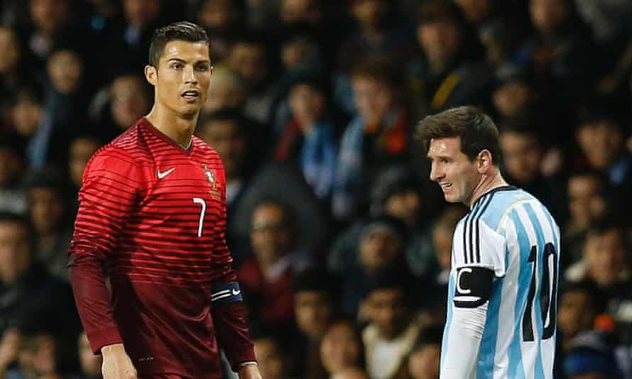 Cristiano Ronaldo and Lionel Messi have six Ballon d'Or awards between them – so far.