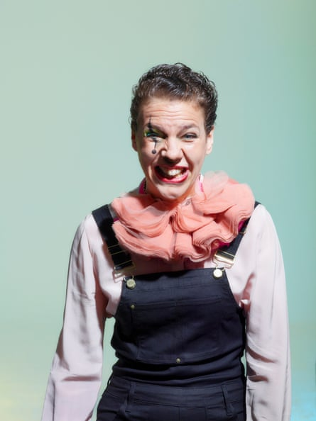 'I thought if I could be funny adults wouldn't pity me': Francesca Martinez.