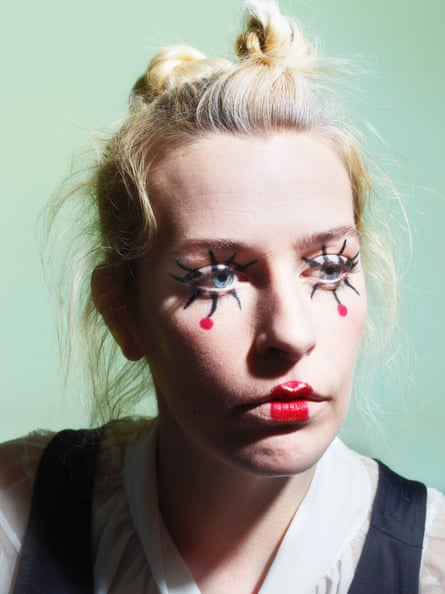 'I thought the world was far too serious to make jokes about it': Sara Pascoe.