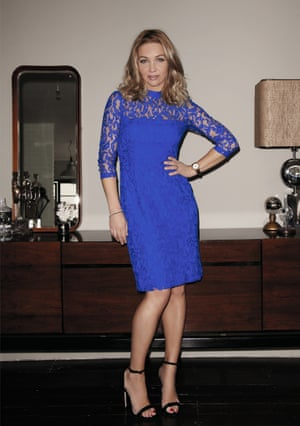What wore this week: party dress