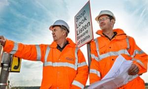 Rail engineer highest paid jobs