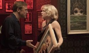 Big Eyes review – Tim Burton's art fraud film is a slow-burn study of abuse