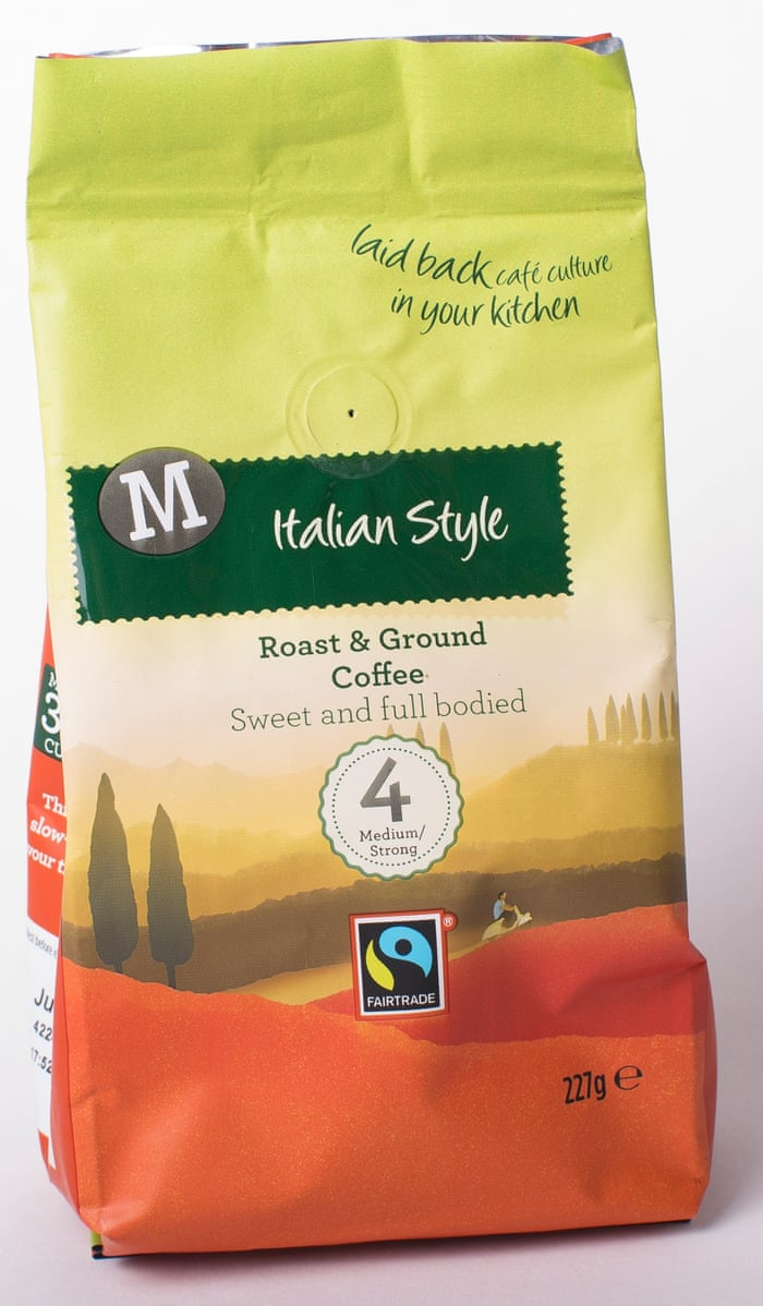 Supermarket Ground Coffees Taste Test Food The Guardian