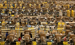Being Homeless Is Better Than Working For Amazon Money The Guardian