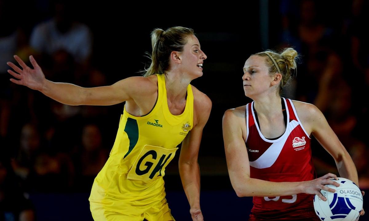 2014 Guardian world netball top 10: England's Geva Mentor ...
