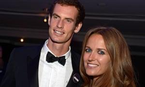 Andy Murray Girlfriend