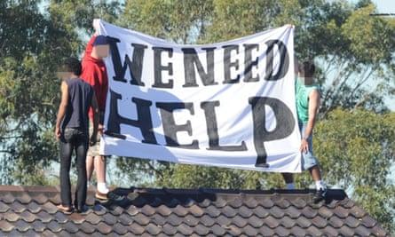 Villawood asylum seekers
