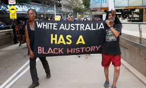 G20 protest for Aboriginal rights
