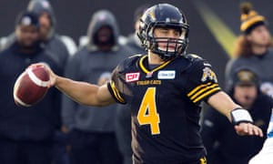 Hamilton Tiger-Cats quarterback Zach Collaros played mistake free football against the Montreal Alouettes in the Eastern Final.