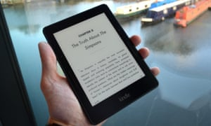 Amazon Kindle Voyage review: expensive but top quality e