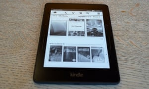 Amazon Kindle Voyage review