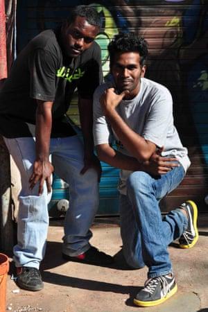Akash and Sagar.