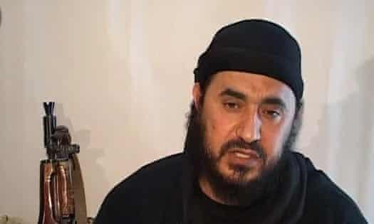 Abu Musab al-Zarqawi, the Jordanian who founded al-Qaida in Iraq.