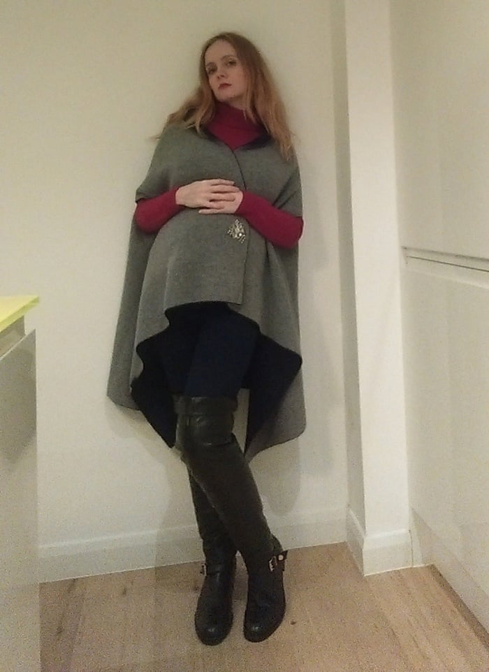 ddeef00e3b179 Christmas fashion: a guide for pregnant women   Fashion   The Guardian