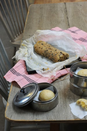 Steamed Custard Bun And Spotted Dick Recipes Ruby Tandoh