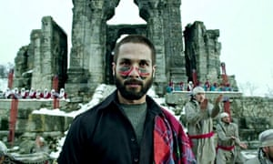 Shahid Kapoor stars in Haider Hamlet film