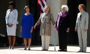 US First ladies
