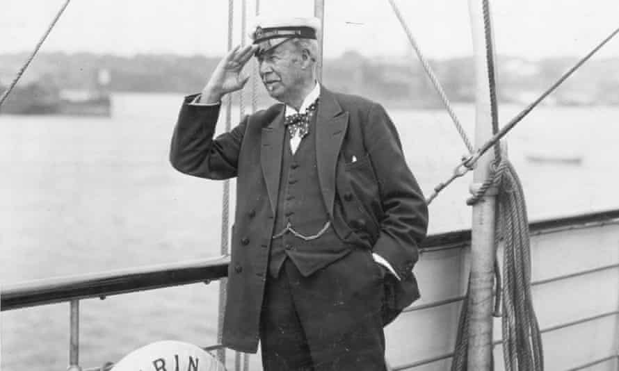 Sir Thomas Lipton gave his name to the famous tea brand and had a keen interest in yachting and football.