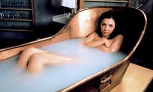 'In 2002, educated film-makers were not supposed to like this sort of thing' … Maggie Gyllenhaal in Secretary.