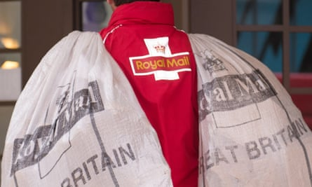Vince Cable says the government has no plans for selling its remaining stake in the Royal Mail for the foreseeable future.