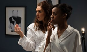 Vanessa Kirby and Pippa Bennett-Warner in Devil in the Detail.