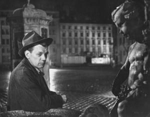 Joseph Cotten in the 1949 film The Third Man.