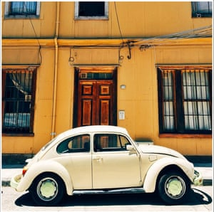 """Beetle in Valparaiso, by Liz Eswein. She now has more than 1.2 million followers and has been dubbed the """"den mother of Instagram""""."""