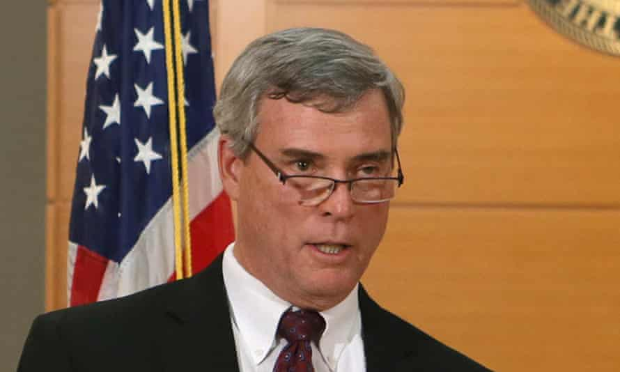 St. Louis County Prosecutor Bob McCulloch