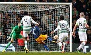 Soccer - UEFA Europa League - Group D - Celtic v FC Salzburg - Celtic Park