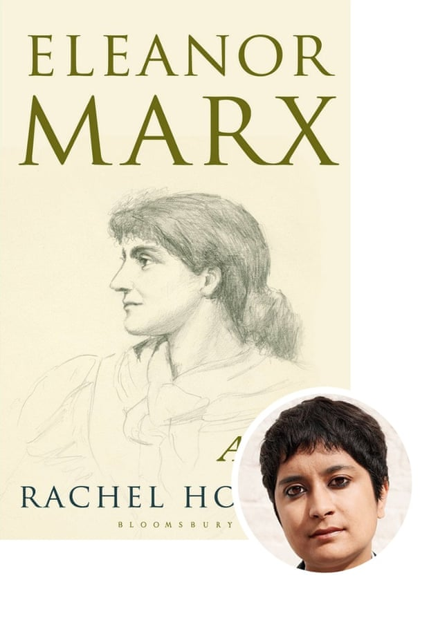 Shami Chakrabarti selects Eleanor Marx