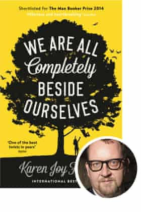 Phillip Hensher selects We Are All Completely Beside Ourselves