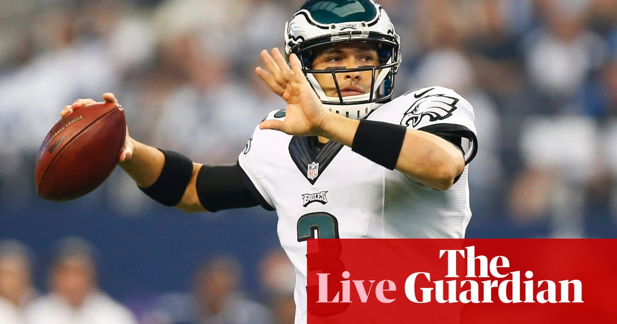 32771414 Philadelphia Eagles 33-10 Dallas Cowboys: Thanksgiving NFL – as it happened