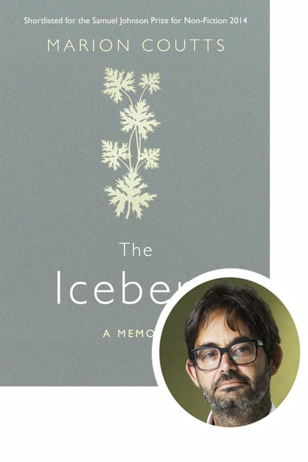 Josh Cohen selects The Iceberg