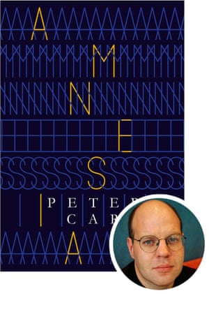 Mark Lawson selects Amnesia by Peter Carey