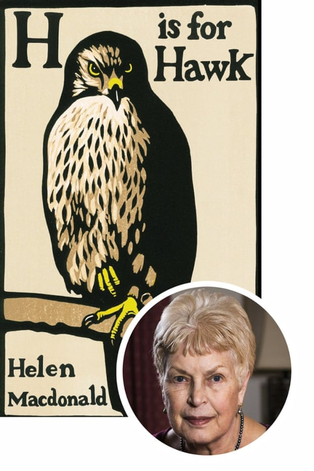 Ruth Rendell selects H is for Hawk
